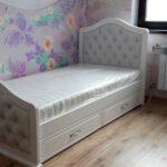 Кровать на заказ в детскую